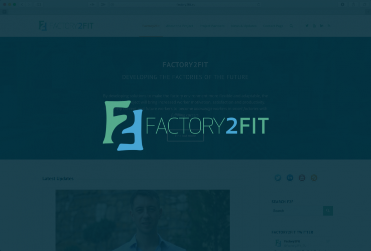 Factory 2 Fit logo